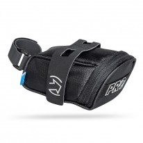 PRO SADDLE BAG - MINI STRAP-MOUNT BLACK