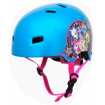 XTROVERT MY LITTLE PONY KIDS SKATE HELMET