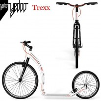 YEDOO 26'' / 20'' TREXX ALLOY SCOOTERS