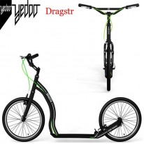 YEDOO 20'' / 20'' DRAGSTR ALLOY SCOOTERS