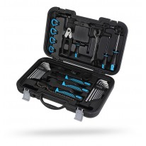 PRO TOOL BOX 22 PIECE SET W/ HARDCASE