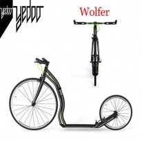 YEDOO 28'' / 20'' WOLFER ALLOY SCOOTERS