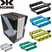 KORE - RIVERA ALLOY 9/16'' COLOURED PEDALS