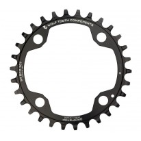WOLFTOOTH 94 BCD X01, X1, GX DROP-STOP CHAINRING