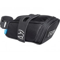 PRO SADDLE BAG - MEDI STRAP-MOUNT BLACK
