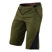 TROY LEE DESIGNS RUCKUS SHORT RIPSTOP GRN