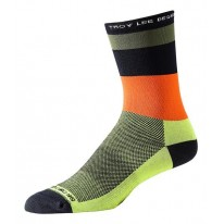 TROY LEE DESIGNS ACE PERF CREW SOCK HORIZON GREEN