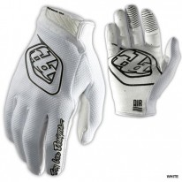TROY LEE DESIGNS AIR GLOVE WHITE YOUTH