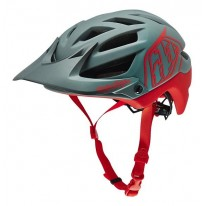 TROY LEE DESIGNS A1 AS DRONE GRY/RED