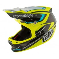 2017 TROY LEE DESIGNS D3 AS COMPOSITE CADENCE BLK/