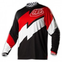 TROY LEE DESIGNS GP JERSEY ASTRO BLACK