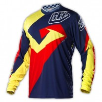 TROY LEE DESIGNS GP JERSEY VERSE NAVY RED