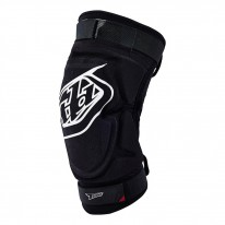 TROY LEE DESIGNS T-BONE KNEE GUARD BLACK