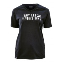 TROY LEE DESIGNS WMNS SKYLINE JERSEY BLACK