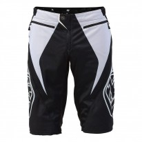 TROY LEE DESIGNS SPRINT SHORT REFLEX BLK/WHT