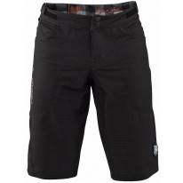 TROY LEE DESIGNS SKYLINE SHORT RIPSTOP BLK