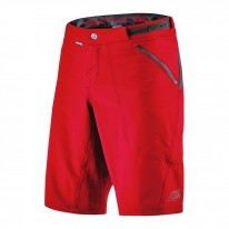 2017 TROY LEE DESIGNS SKYLINE YOUTH SHORT RED
