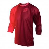 TROY LEE DESIGNS RUCKUS JERSEY 50/50 RED