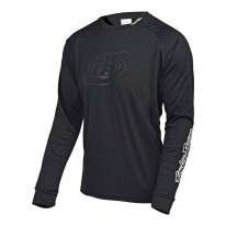 2017 TROY LEE DESIGNS MOTO JERSEY BLACK