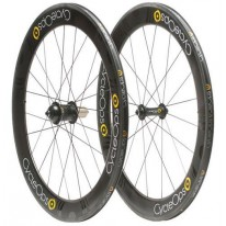 CYCLEOPS POWERTAP G3 ENVE WHEELSET 45MM/65MM BELOW COST!
