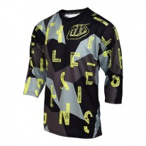 TROY LEE DESIGNS RUCKUS JERSEY CHOP BLOCK