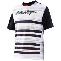 TROY LEE DESIGNS SKYLINE JERSEY DIVIDED WHT