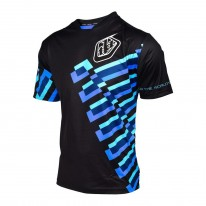 TROY LEE DESIGNS SKYLINE JERSEY FORCE BLK