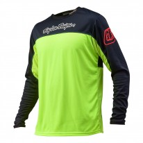 TROY LEE DESIGNS SPRINT YOUTH JERSEY YEL