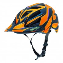 TROY LEE DESIGNS A1 AS REFLEX ORANGE CRAZY PRICE!