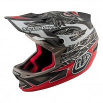 2017 TROY LEE DESIGNS D3 HELMET NIGHTFALL