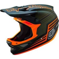 TROY LEE DESIGNS D3 AS COMPOSITE HELMET BERZERK AR