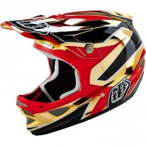 TROY LEE DESIGNS D3 AS COMPOSITE REFLEX GOLD