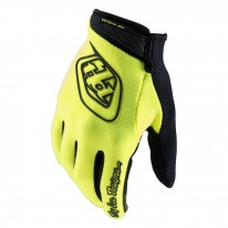 TROY LEE DESIGNS AIR GLOVE YOUTH YELLOW
