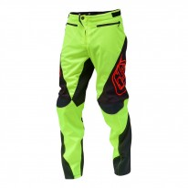 TROY LEE DESIGNS SPRINT YOUTH PANT FLO YELLOW