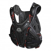 TROY LEE DESIGNS BG5900 CHEST PROTECTOR BLACK