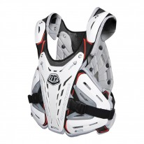 TROY LEE DESIGNS BG5900 CHEST PROTECTOR WHITE