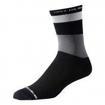 TROY LEE DESIGNS ACE PERF CREW SOCK HORIZON GRAY