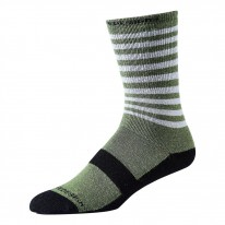 2017 TROY LEE DESIGNS CAMBER SOCK DIVIDED GREEN