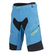 ALPINESTARS DROP 2 SHORTS [BLUE YELLOW]