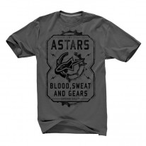 ALPINESTARS GRIND TEE [STEEL GRAY BLACK]