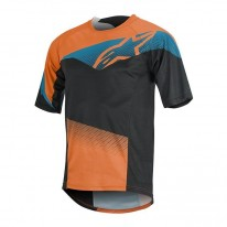 ALPINESTARS MESA S/S JERSEY [ORANGE BLUE]