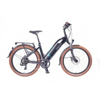 MAGNUM UI5 ELECTRIC BIKE BLACK