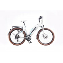 MAGNUM UI5 ELECTRIC BIKE WHITE