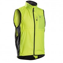 BONTRAGER RACE WINDSHELL VEST YELLOW