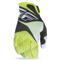 FLY LITE GLOVE LIME BLACK WHITE