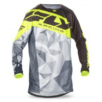 FLY JERSEYS KINETIC CRUX