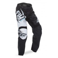 FLY PANT F-16 BLACK WHITE