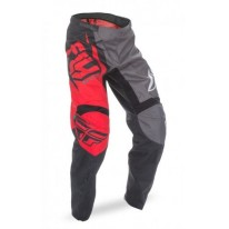 FLY PANT F-16 RED BLACK