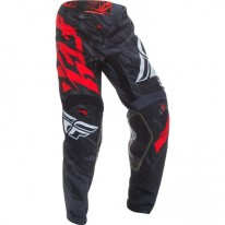 FLY PANT KINETIC RELAPSE BLACK RED