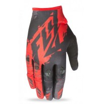 FLY KINETIC GLOVE BLACK RED